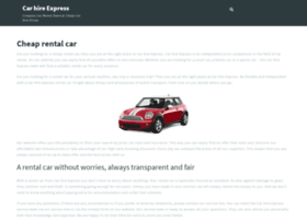 carhireexpress.co.uk