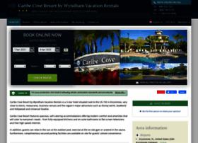 caribe-cove-resort.h-rez.com