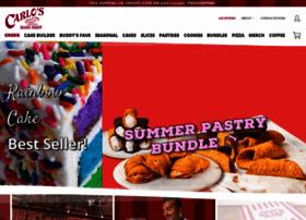 carlosbakery.com
