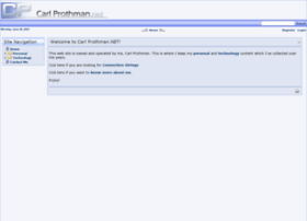 carlprothman.net