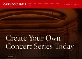 carnegiehall.org