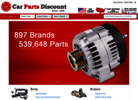 carpartsdiscount.com