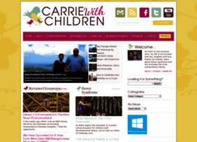 carriewithchildren.com