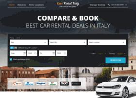 carsrentalitaly.com