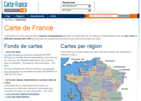 carte-france.info