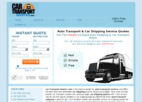 Cartransportquotes.com