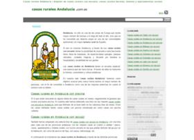 casasruralesandalucia.com.es