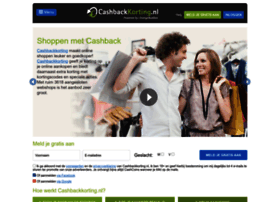 cashbackkorting.nl