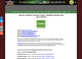 cashforclunkers.theautochannel.com