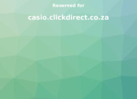 casio.clickdirect.co.za