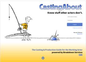 castingabout.com