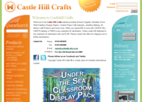 castlehillcrafts.co.uk