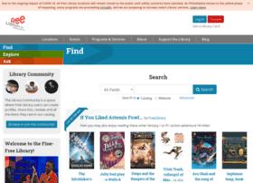 catalog.freelibrary.org
