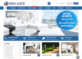 catalogo.idealuceonline.it