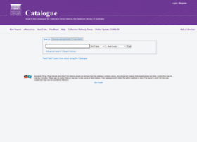 catalogue.nla.gov.au