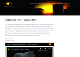 catchthefilm.com
