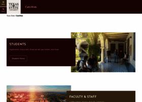 catsweb.txstate.edu