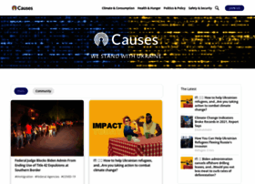 causes.com