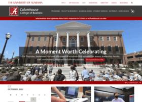 cba.ua.edu