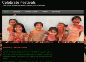 celebratefestivals.com