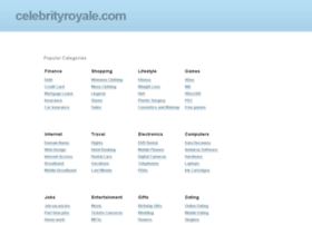celebrityroyale.com
