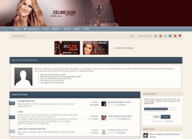 celinedionforum.com