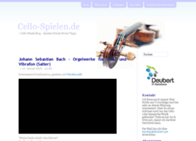 cello-spielen.de