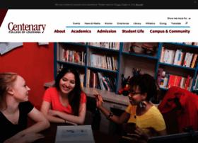 centenary.edu