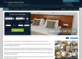 Centerhotel-plaza.h-rez.com