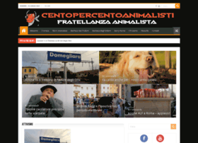 centopercentoanimalisti.com