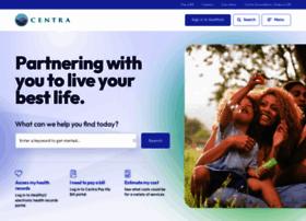 centrahealth.com