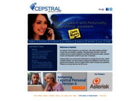 Cepstral.com