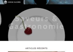cerise-sucree.com
