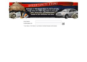 Certifiedfinalist.opportunityevent.com