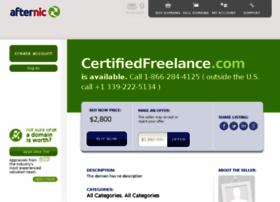 Certifiedfreelance.com