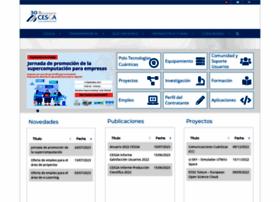 cesga.es