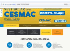 cesmac.com.br