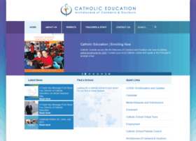 cg.catholic.edu.au