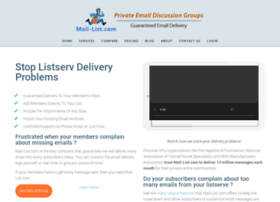 cgi.mail-list.com
