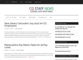 Cgstaffnews.com