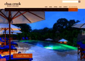 chaacreek.com