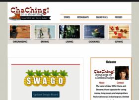 chachingonashoestring.com