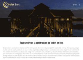 chaletbois.net