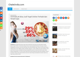 chaletindia.com