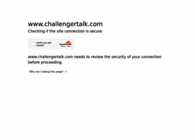 challengertalk.com