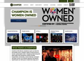 championlogisticsgroup.com