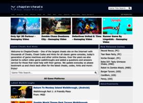 chaptercheats.com