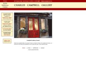 charlescampbellgallery.com