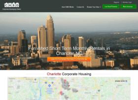 charlotte.corporatehousingbyowner.com