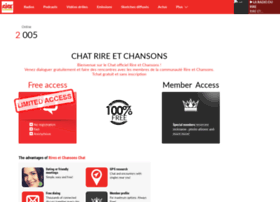 Chat.rireetchansons.fr